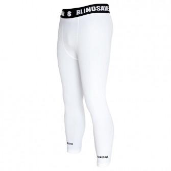 Blindsave Compression Pants ''White''