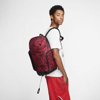 Nike Elite Pro Printed Backpack ''University Red''