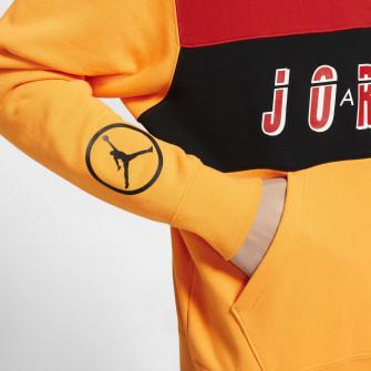 Air Jordan Sport DNA Hoodie ''Chile Red/Gold/Black''
