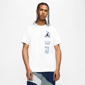Air Jordan Legacy AJ13 T-Shirt ''White''