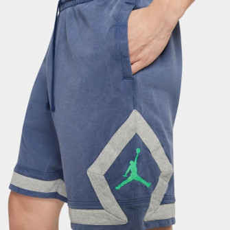 Air Jordan Legacy AJ13 Diamond Shorts ''Blue''