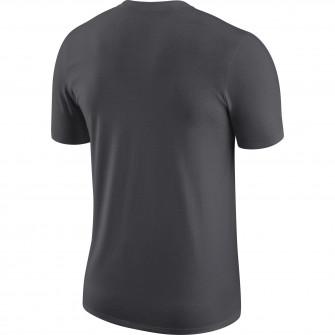 Nike NBA Brooklyn Nets Chrome Logo T-Shirt ''Black''