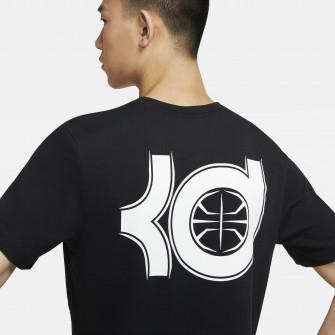 Nike Dri-FIT KD Logo T-Shirt ''Black''