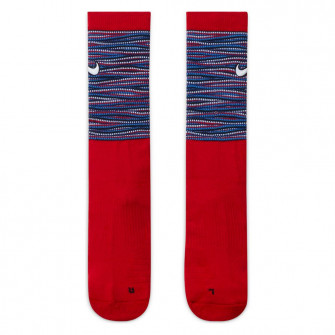 Nike Elite Crew Socks ''University Red''