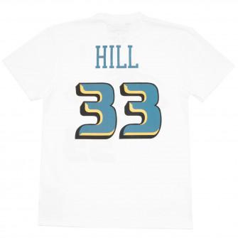 M&N NBA Detroit Pistons Grant Hill HWC Edition T-Shirt ''White''