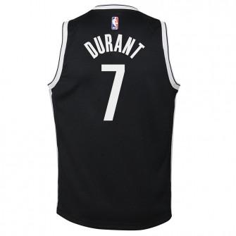 Nike Kevin Durant Brooklyn Nets Icon Edition Swingman Jersey ''Black''