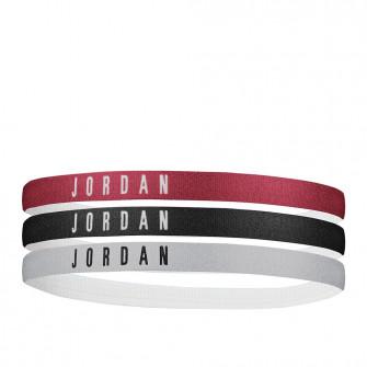 Air Jordan Headbands 3-Pack ''Black/White/Gym Red''