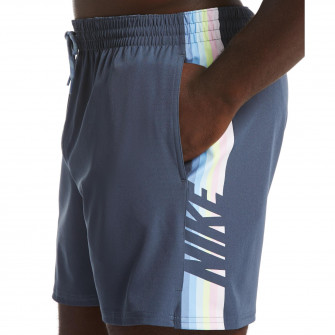 Nike Volley Retro Stripe 5'' Swimming Shorts ''Navy''