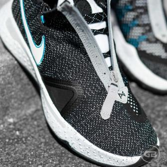 Nike PG 4 ''Black/Blue Fury''