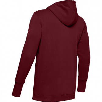 UA Baseline Fleece Hoodie ''Red''
