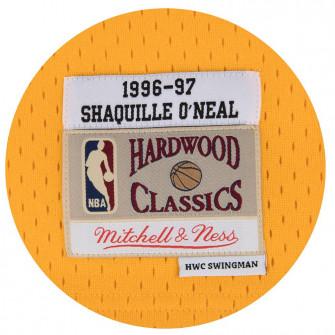 M&N NBA Los Angeles Lakers 1996-97 Swingman Jersey ''Shaquille O'Neal''
