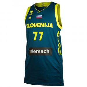 Košarkarski dres Luka Dončić Adidas ''Slovenija'' Away