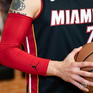 Kompresijski rokav Air Jordan ''Red''
