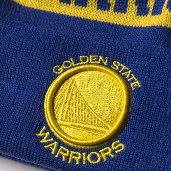Zimska kapa New Era Golden State Warriors