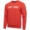 New Era New York Knicks Crew Neck ''Orange''