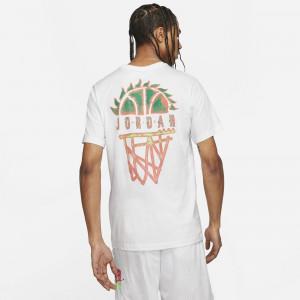 Kratka majica Air Jordan Sport DNA ''White''