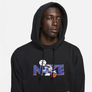 Hoodie Nike Dri-FIT Standard Issue x Space Jam: A New Legacy ''Black''