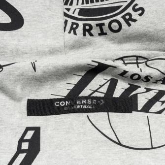 Hoodie Converse NBA x Chinatown Market ''Grey''
