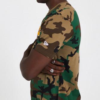 Kratka majica New Era Los Angeles Lakers ''Camo''