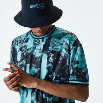 Kratka majica New Era Tech Print ''Blue''