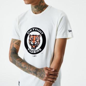 Kratka majica New Era MLB Detroit Tigers Cooperstown ''White''