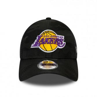 Kapa New Era NBA Los Angeles Lakers Seasonal The League 9FORTY ''Black Camo''