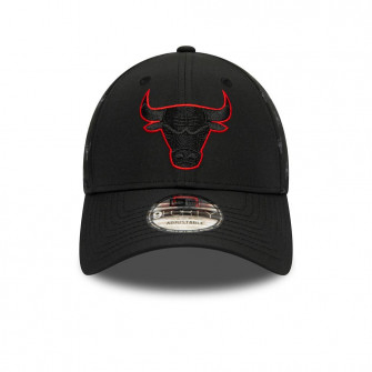 Kapa New Era NBA Nylon Chicago Bulls 9FORTY ''Black''