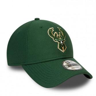 Kapa New Era NBA Milwaukee Bucks Diamond Era Essential 9FORTY ''Green''