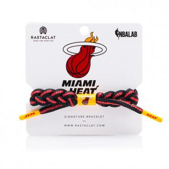Narukvica Rastaclat NBA Miami Heat Signature ''Away''