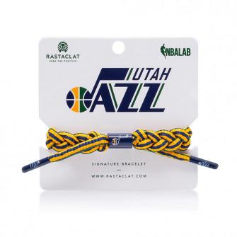 Narukvica Rastaclat NBA Utah Jazz Signature ''Home''
