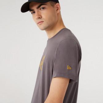 Kratka majica New Era Chain Stitch Los Angeles Lakers ''Grey''