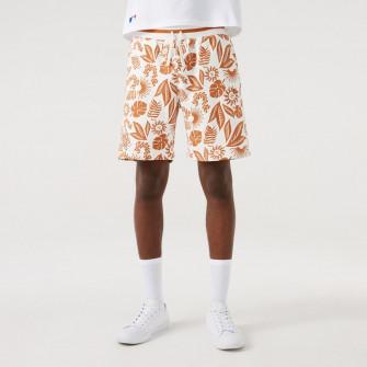 Kratke hlače New Era MLB NY Yankees Floral Print ''White/Brown''