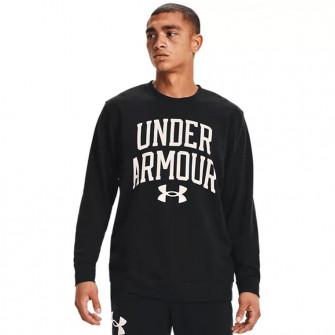 Hoodie UA Rival Terry Crew ''Black''
