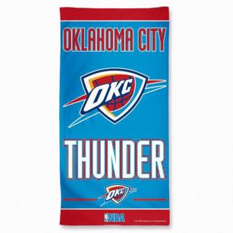 Ručnik NBA Oklahoma City Thunder ''Blue/Red''