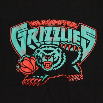 Kratka majica M&N NBA Vancouver Grizzlies Neon Logo ''Black''