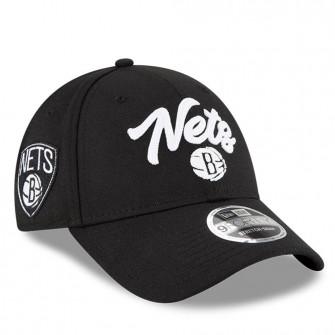 Kapa New Era NBA20 Draft Brooklyn Nets 9Forty ''Black''