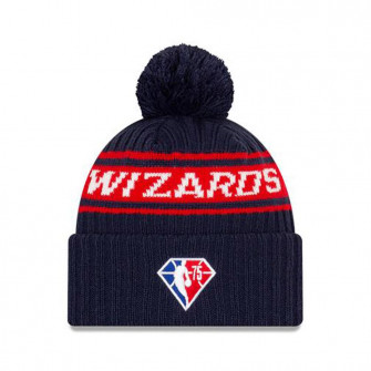 Zimska kapa New Era NBA 2021 Draft Washington Wizards Cuff ''Black/Red''