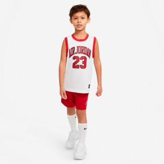 Dječji set Air Jordan Jumpman 2 Piece ''White/Red''