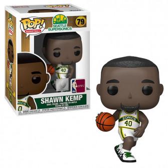 Figura Funko POP! NBA Legends Seattle Supersonics Shawn Kemp