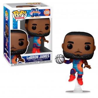 Figura Funko POP Space Jam 2 LeBron James