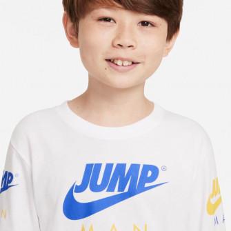 Dječja majica Air Jordan Jumpman Triple Threat ''White''
