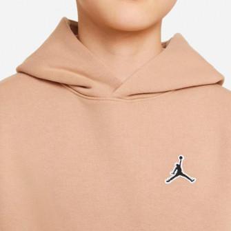 Dječji hoodie Air Jordan Jumpman Fleece ''Beige''