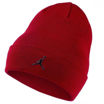 Zimska kapa Air Jordan Cuffed Beanie ''Gym Red''