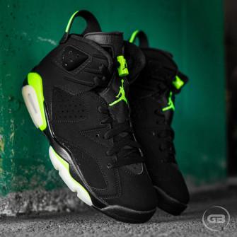 Air Jordan Retro 6 ''Electric Green''