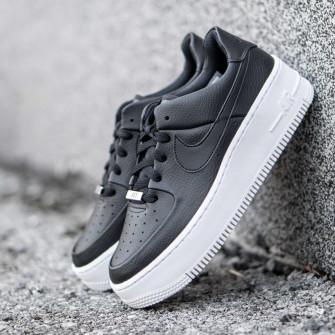 Ženska obuća Nike Air Force 1 Sage Low ''Black''