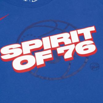 Kratka majica Nike Dri-FIT Philadelphia 76ers ''Rush Blue''