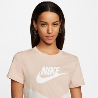 Ženska kratka majica Nike Sportswear Heritage ''Shimmer/Pale Ivory''