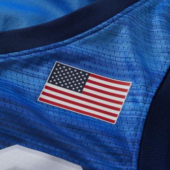 Dres Nike USA Road Limited ''Obsidian''