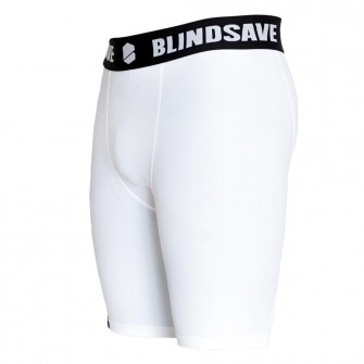 Kompresijske tajice Blindsave Compression ''White''