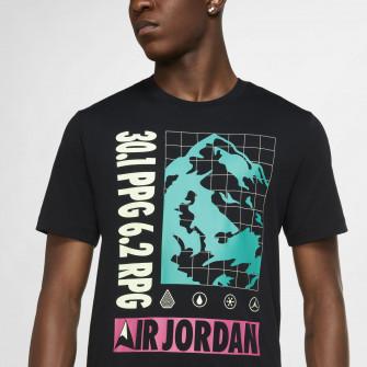 Kratka majica Air Jordan Winter Utility ''Black''